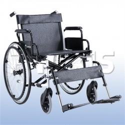 Cadeira De Rodas Comfort  K9 Preta Praxis