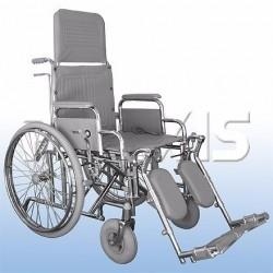 Cadeira De Rodas Reclinável  Comfort - Praxis