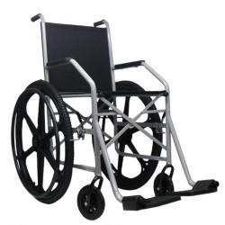 Cadeira De Rodas Simples com Pneu Inflável Jaguaribe
