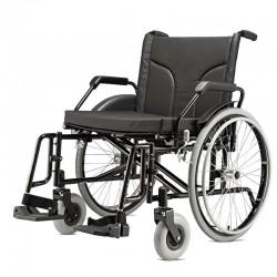 Cadeira De Rodas Big Aço  Jaguaribe