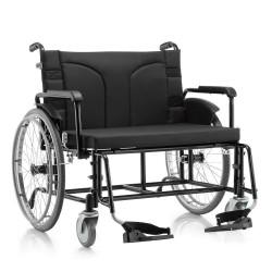 Cadeira de Rodas Super Big Obeso 250kg Jaguaribe