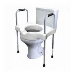 Elevação Para Assento Sanitário com Apoio Ajuste Sit V Carci