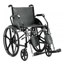 Cadeira De Rodas 1016 Courvin Pneu Inflável Jaguaribe